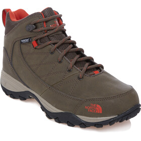 The North Face W's Storm Strike WP Trekking Boots Wmrnrbn/Zionorg